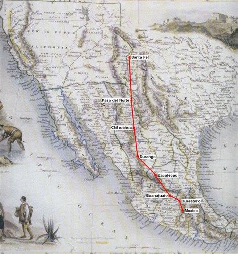 Camino Real de Santa Fe