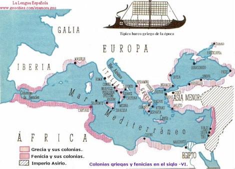 Civilizaciones del Mediterraneo en el Mundo Antiguo